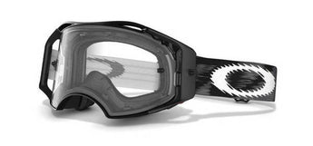 Oakley Airbrake Jet Black Speed MX Goggles Enduro Motorcross