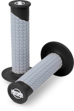 Protaper Clamp-On Grips Pillow Top Black/Grey MX Enduro Motorcross