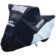 Oxford Rainex Bike Motorcycle Waterproof Deluxe Outdoor Rain Snow SML MED LRG XL