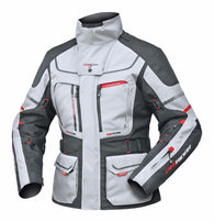Dririder Vortex Adventure 2 Jacket - Grey / Black