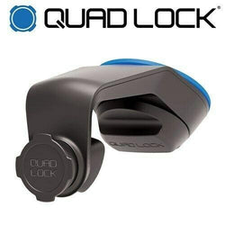 Quad Lock Car Mount Windscreen Dash Suction