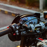 Quad Lock Motorcycle Handlebar Mount Kit Motorbike Phone holder