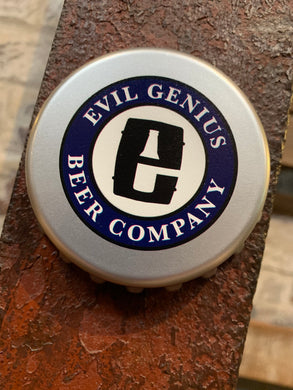 Magnetic Bottle Cap Bottle Opener