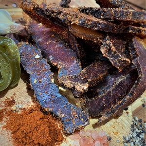 MEXICAN BILTONG (aka The Hot One)