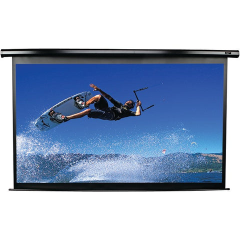 "ELITE SCREENS ELECTRIC125H Spectrum Series Electric Screen (125""; 61.3""H x 109""W; 16:9 HDTV Format)"