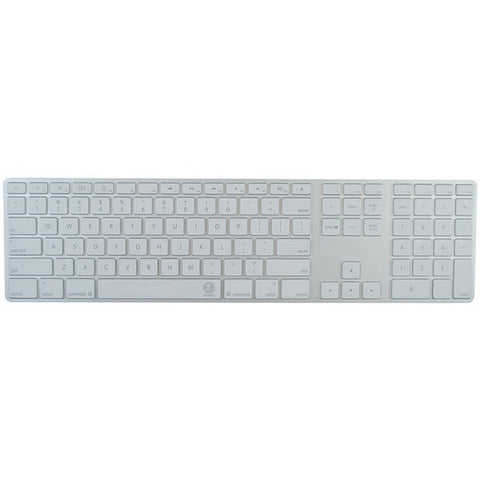 EZQUEST X22308 Apple(R) Wired Keyboard with Numeric Keypad US/ISO Invisible Keyboard Cover
