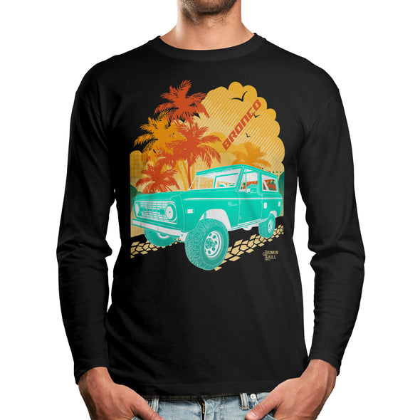 Ford Early Bronco Aloha Series Long Sleeve Tee