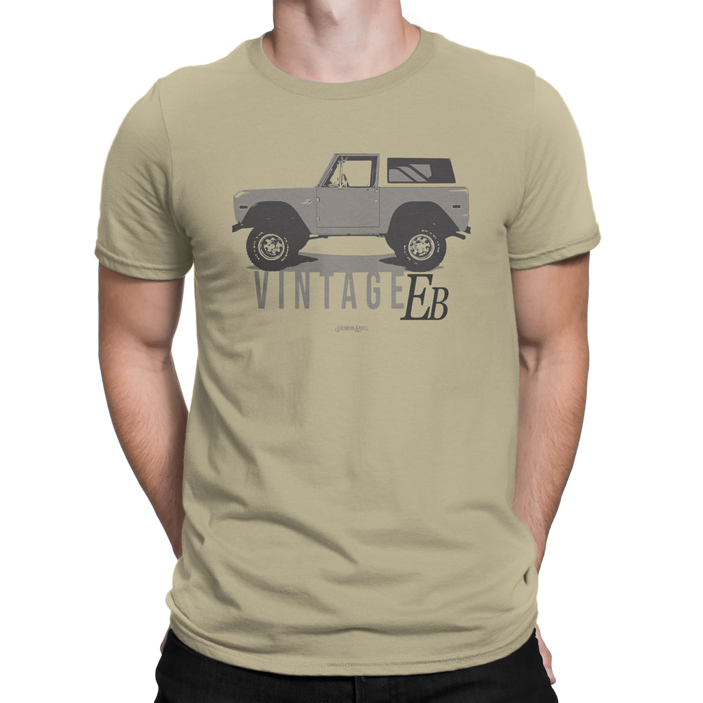Ford Early Bronco EB Vintage Truck T-Shirt