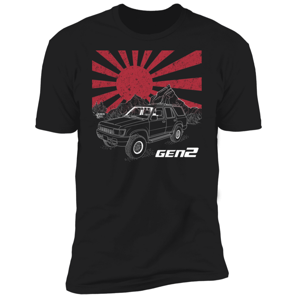 2nd Gen Four Runner Series Tee