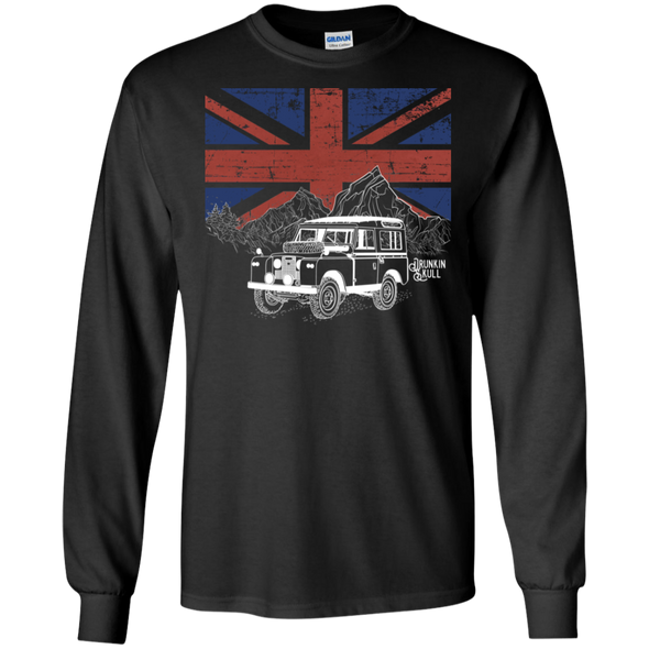 Defender Series II Heritage Series Long Sleeve Tee
