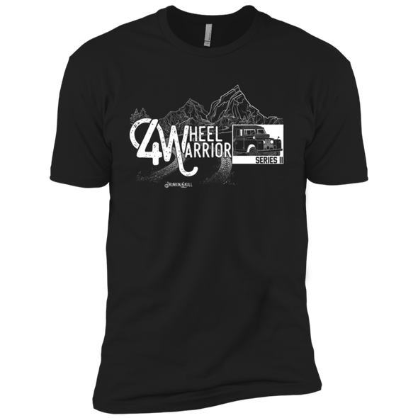 Defender Series II 4 Wheel Warrior Tee
