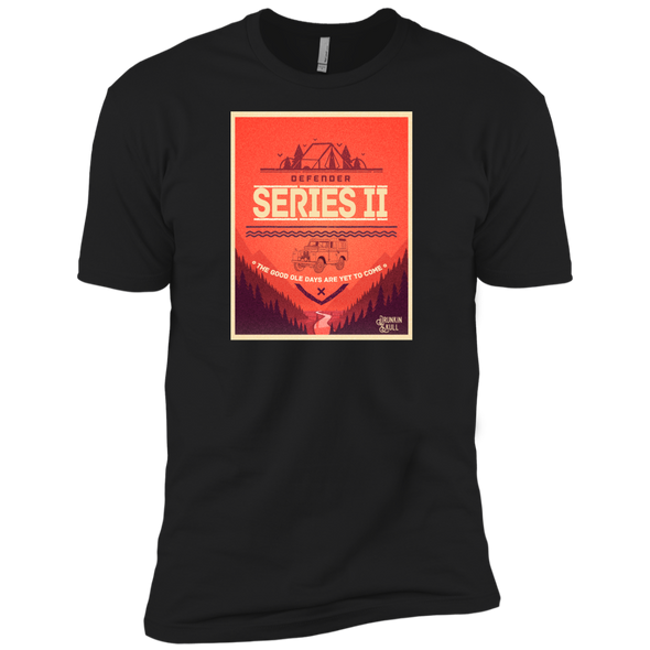 Defender Series II Adventure Series Tee