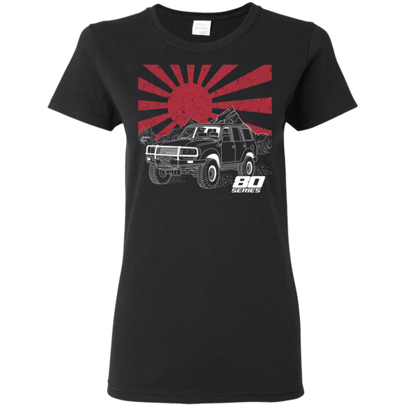 Land Cruiser 80 Series Heritage Series T-Shirt