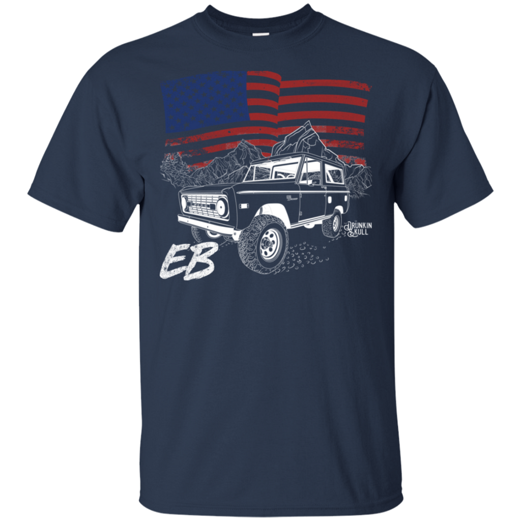 Ford Early Bronco Heritage Series Tee