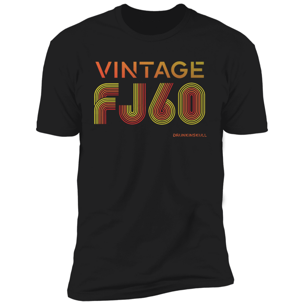 FJ60 Retro Series Tee