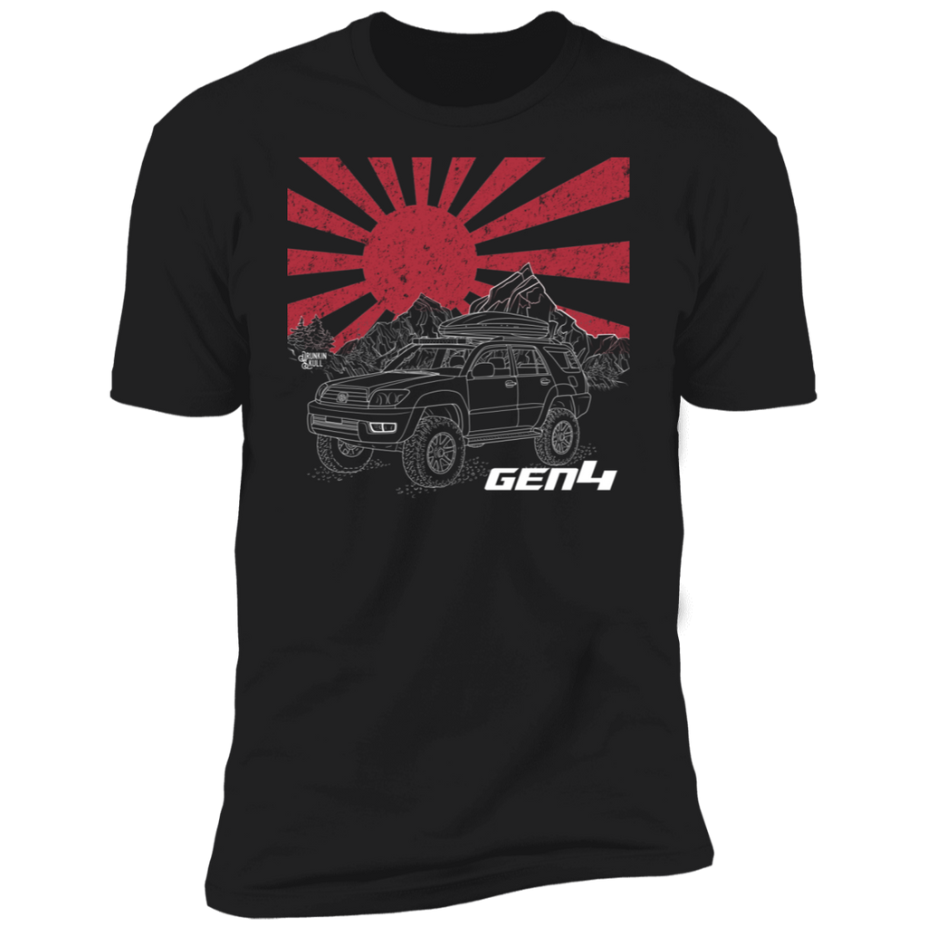 4th Gen Four Runner Heritage Series Tee