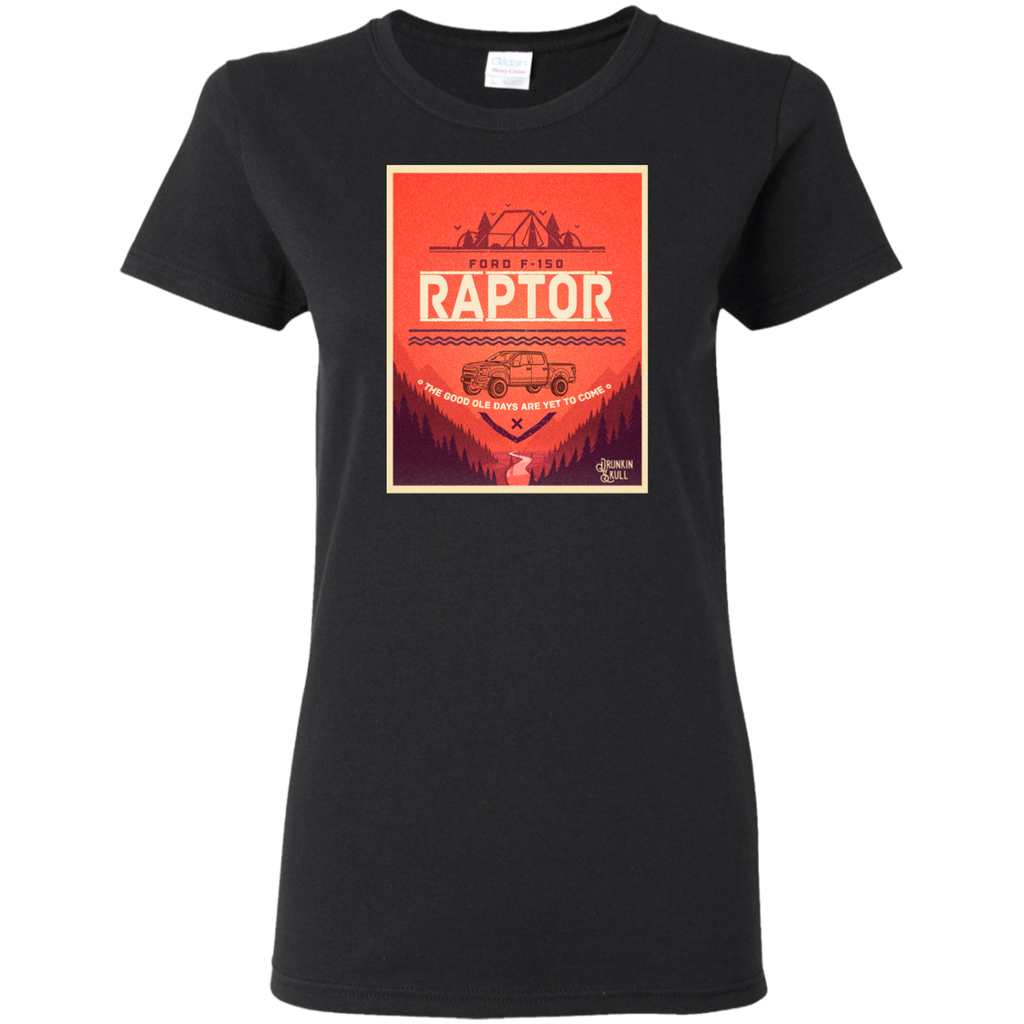 Ford Raptor Adventure Series Ladies Tee