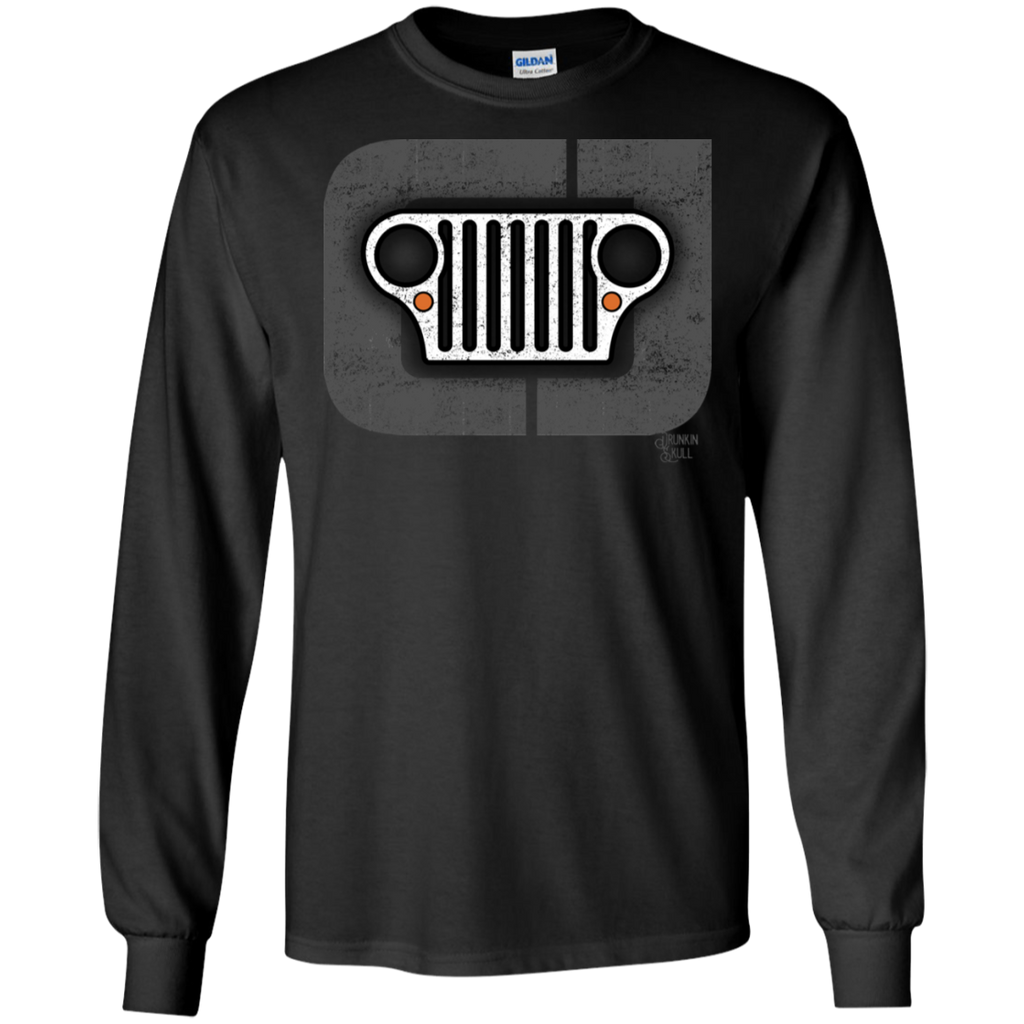 Jeep CJ Grill Long Sleeve Tee