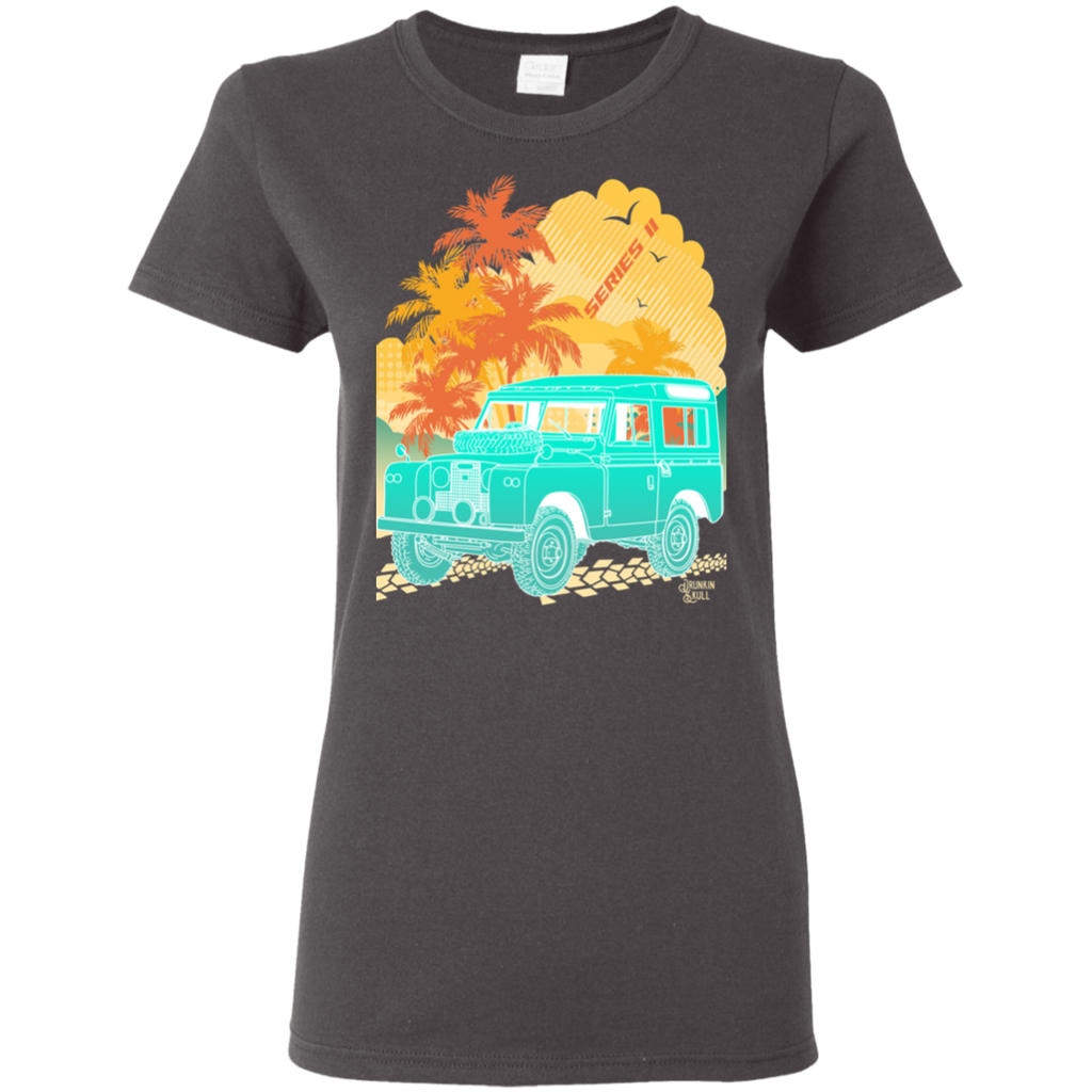 Defender Series II Aloha Series Ladies Tee