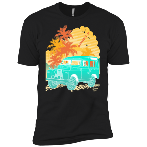 Defender Series II Aloha Series Tee