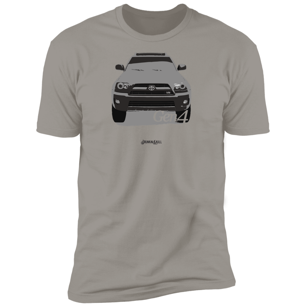4th Gen Four Runner Sahara Series Tee