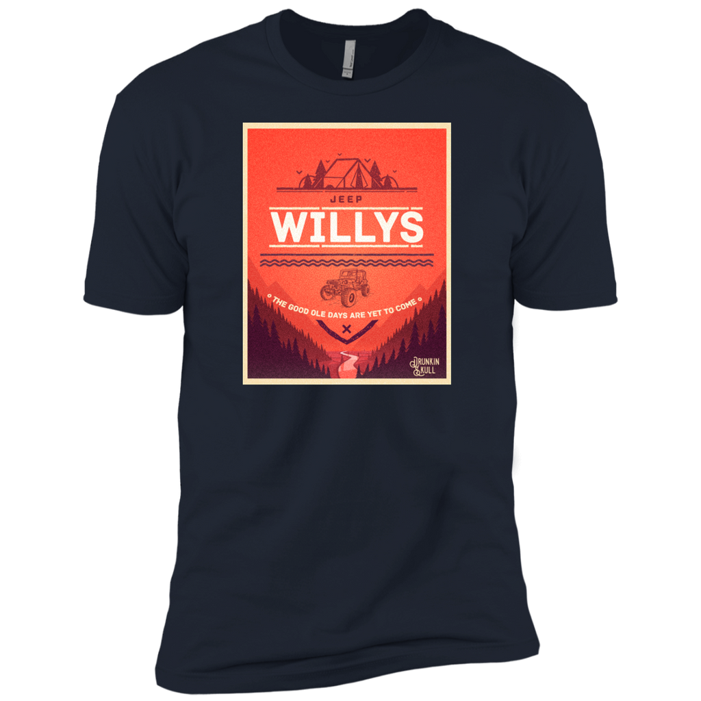 Jeep Willys Adventure Series Tee