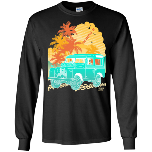 Defender Series II Aloha Series Long Sleeve Tee