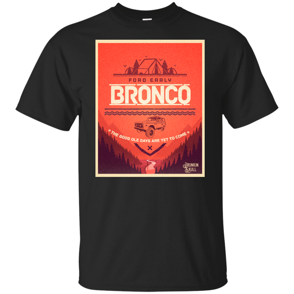 Ford Early Bronco Adventure Series Tee