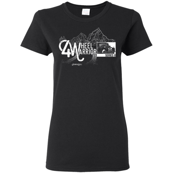 Defender Series II 4 Wheel Warrior Ladies Tee