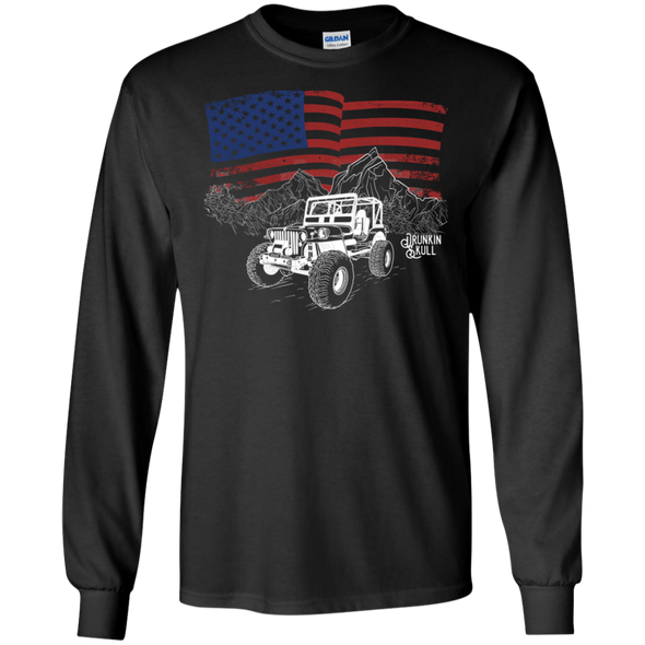 Jeep Willys Heritage Series Long Sleeve Tee