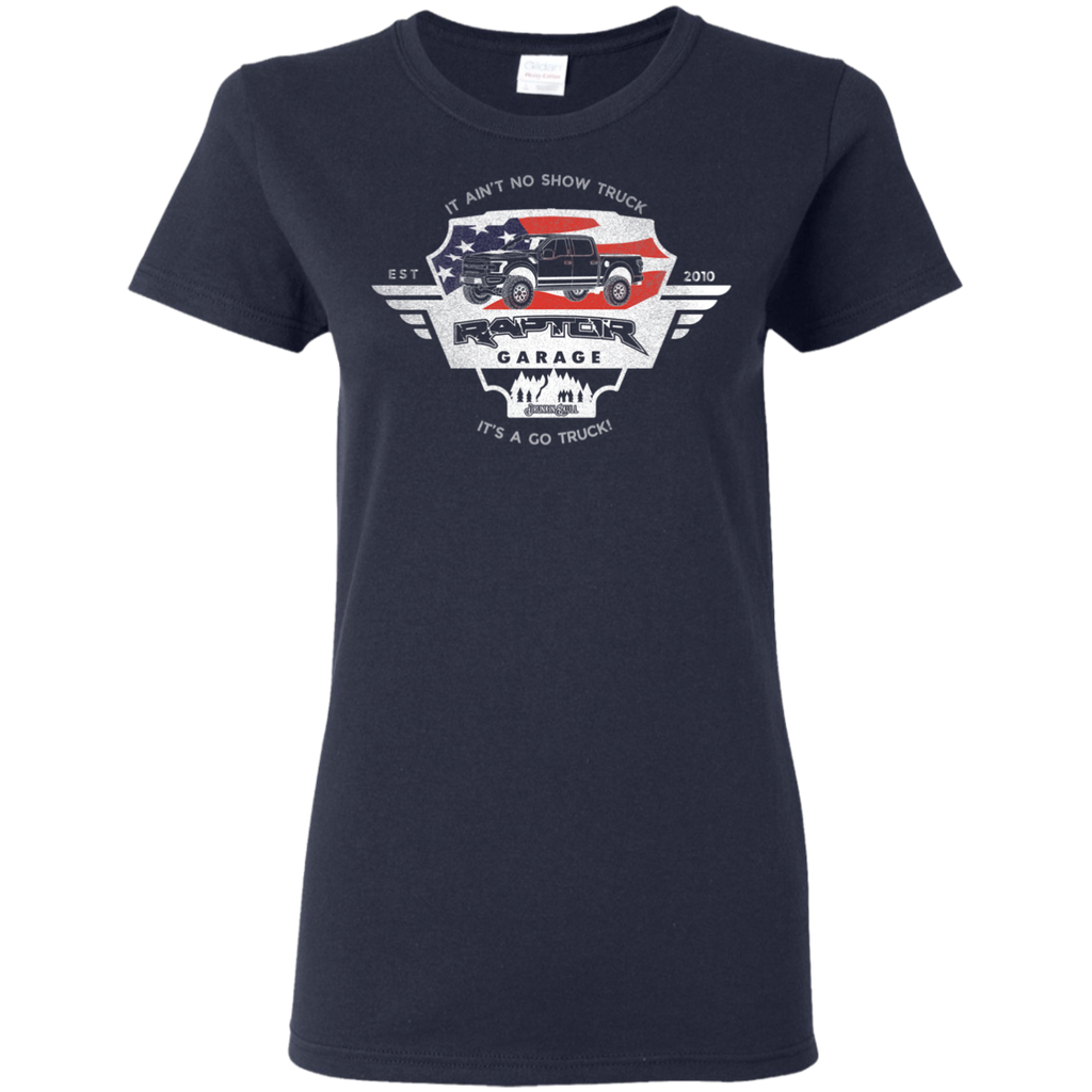 Ford Raptor Garage Ladies Tee