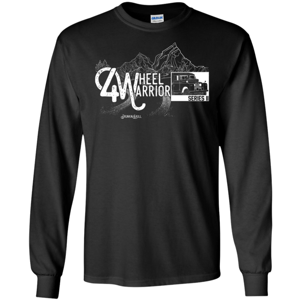 Defender Series II 4 Wheel Warrior Long Sleeve Tee