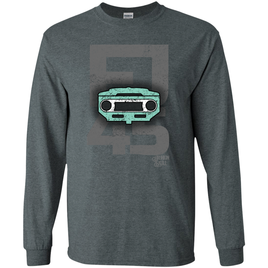 FJ45 Toyota Land Cruiser Grille Long Sleeve Tee