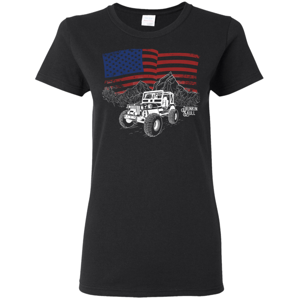 Jeep Willys Heritage Series Ladies Tee