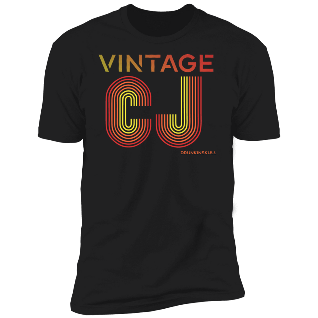 CJ Retro Series Tee