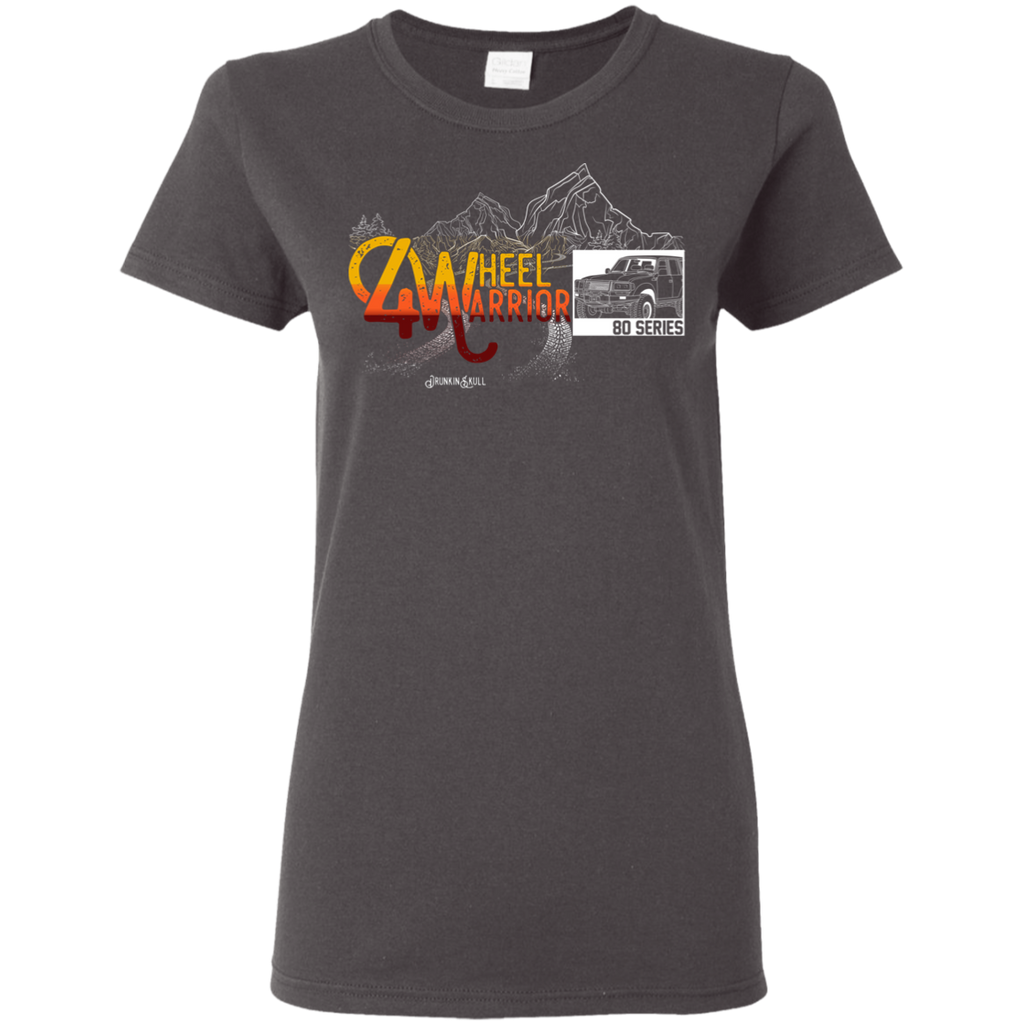 Land Cruiser 80 Series 4 Wheel Warrior T-Shirt