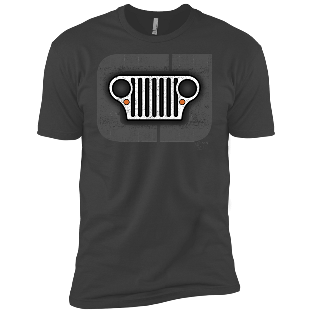 Jeep CJ Grill Flag Tee