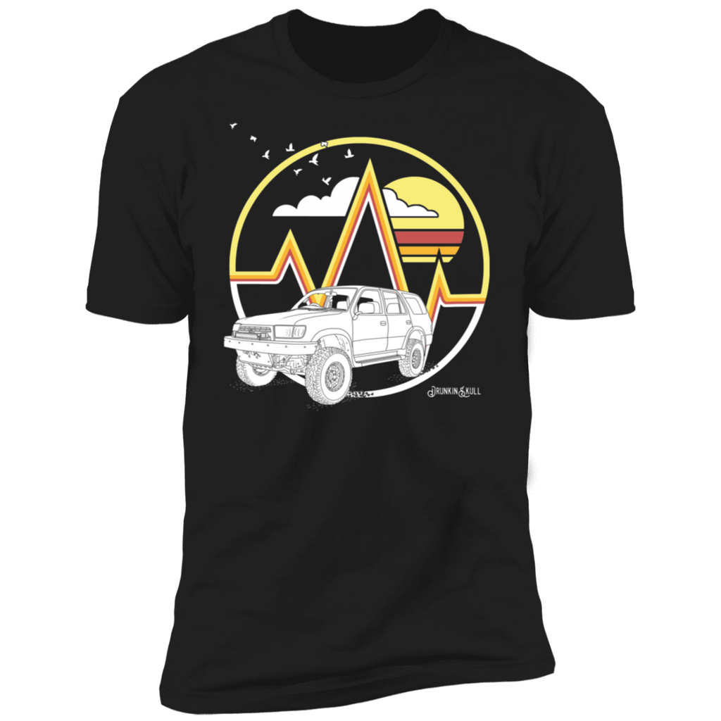 3rd Gen Four Runner Series Tee
