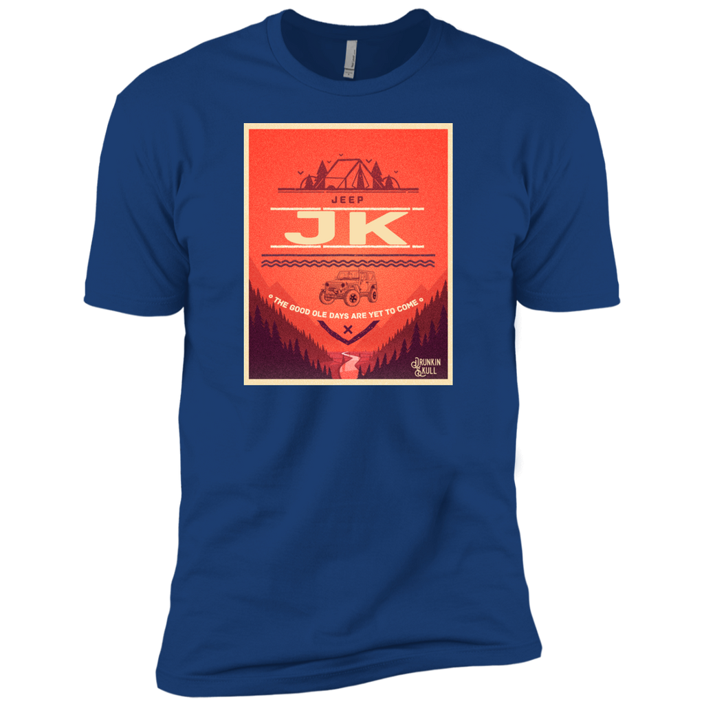 Jeep JK Adventure Series Tee
