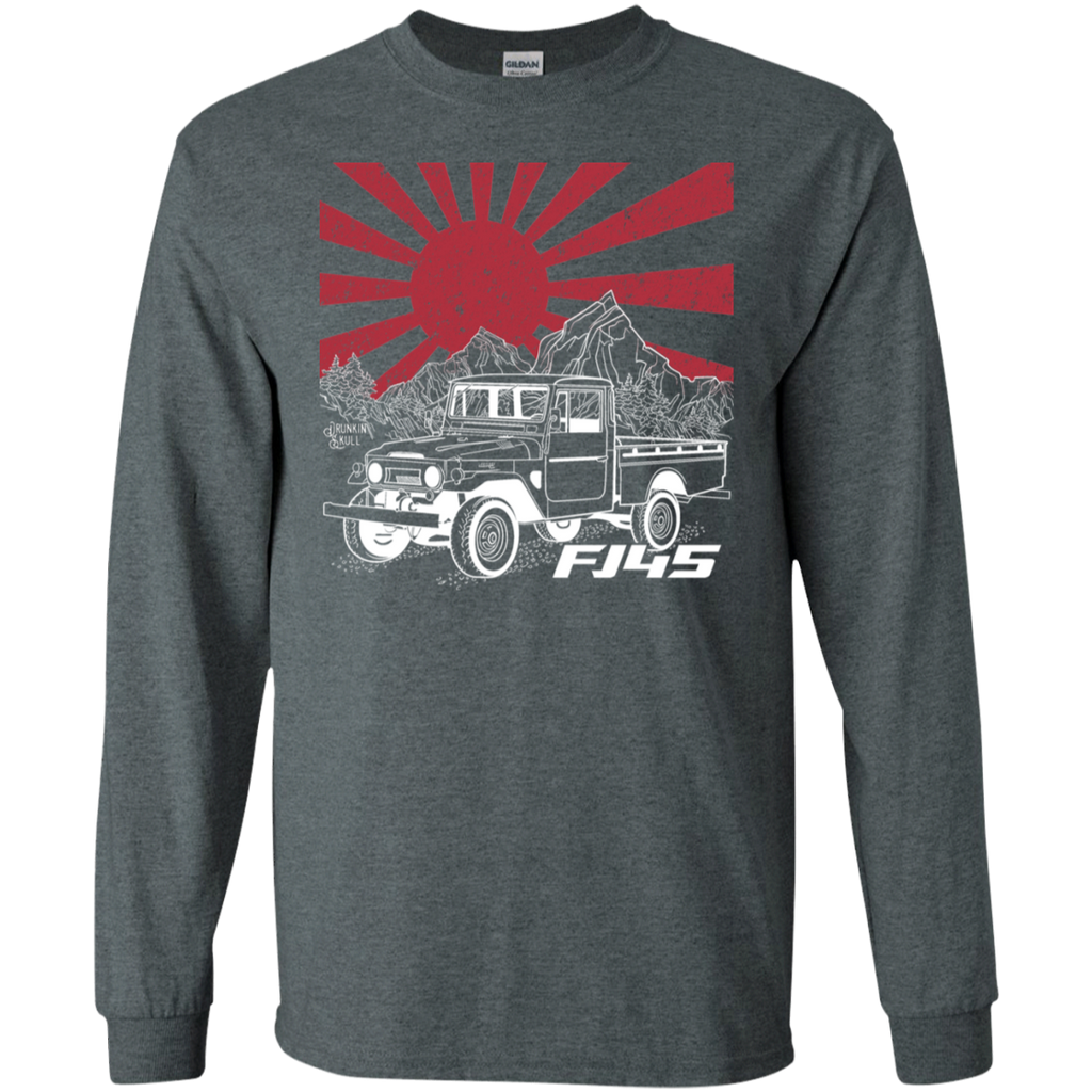 FJ45 Toyota Land Cruiser Heritage Series Long Sleeve Tee