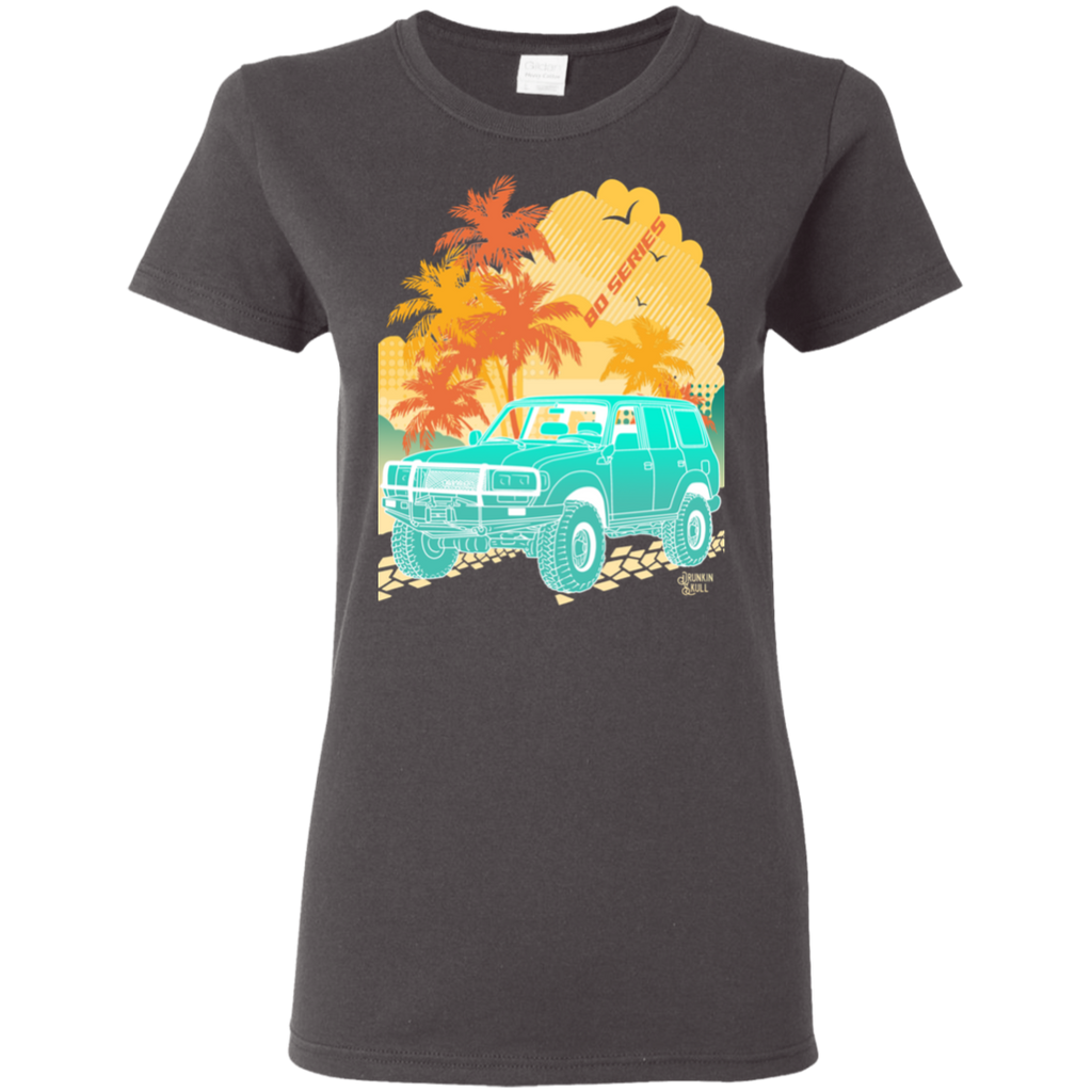 Land Cruiser 80 Series Aloha Series T-Shirt