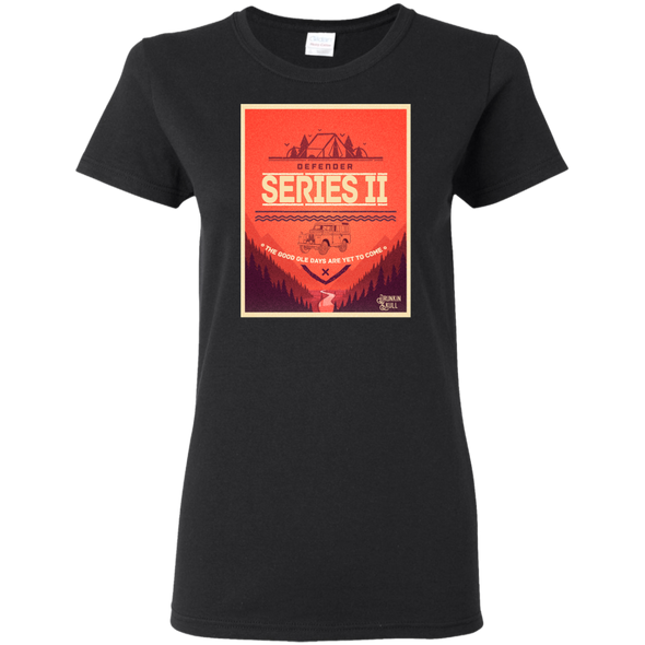 Defender Series II Adventure Series Ladies Tee