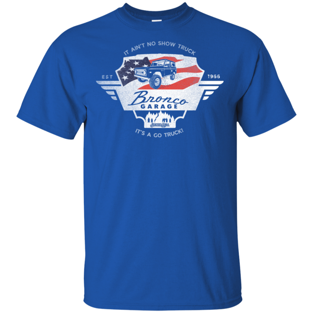 Ford Early Bronco Garage Tee