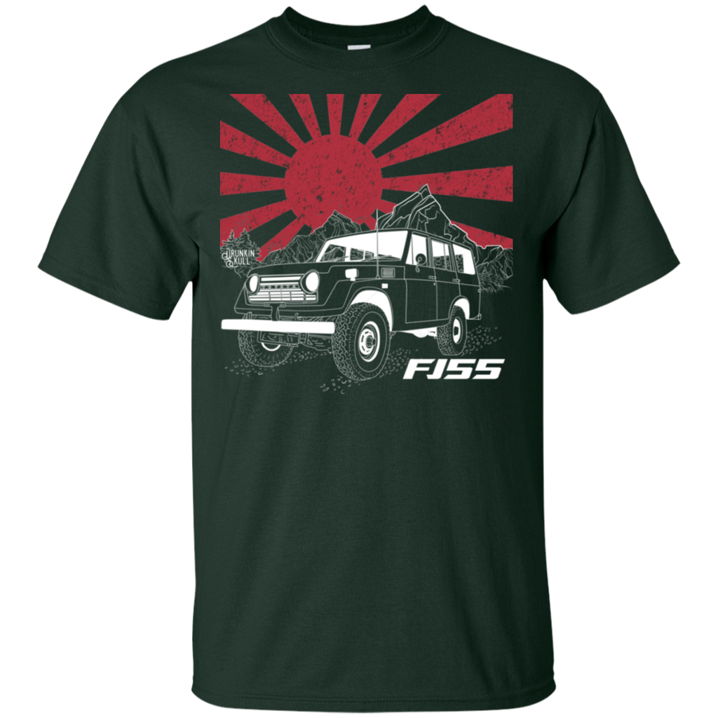 FJ55 Toyota Land Cruiser Heritage Series T-Shirt