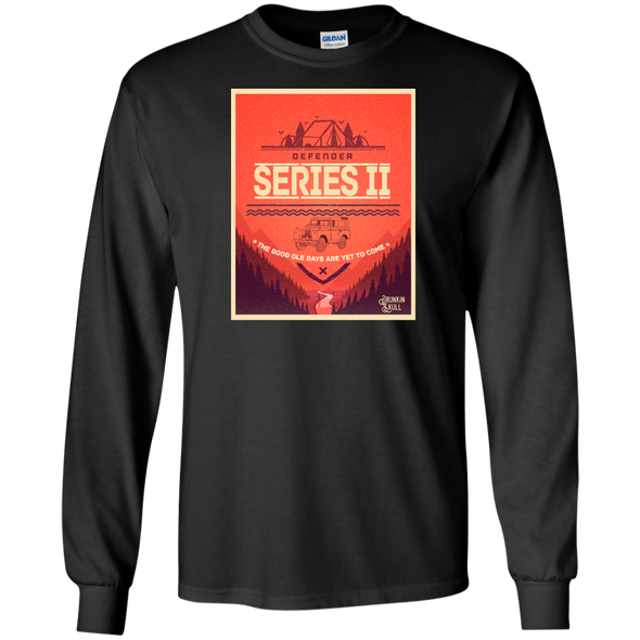 Defender Series II Adventure Series Long Sleeve Tee