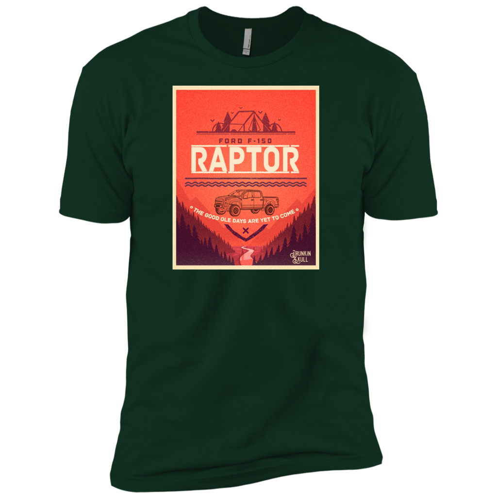 Raptor Adventure Series Tee