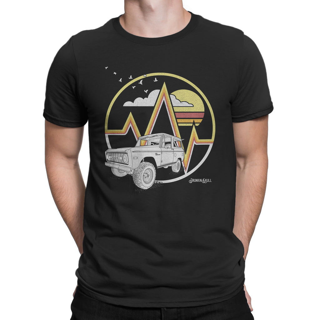 Early Bronco Livery Series Tee