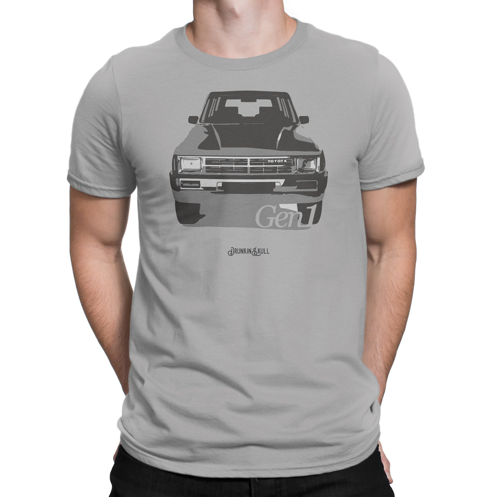 1st Gen Four Runner Sahara Series Tee