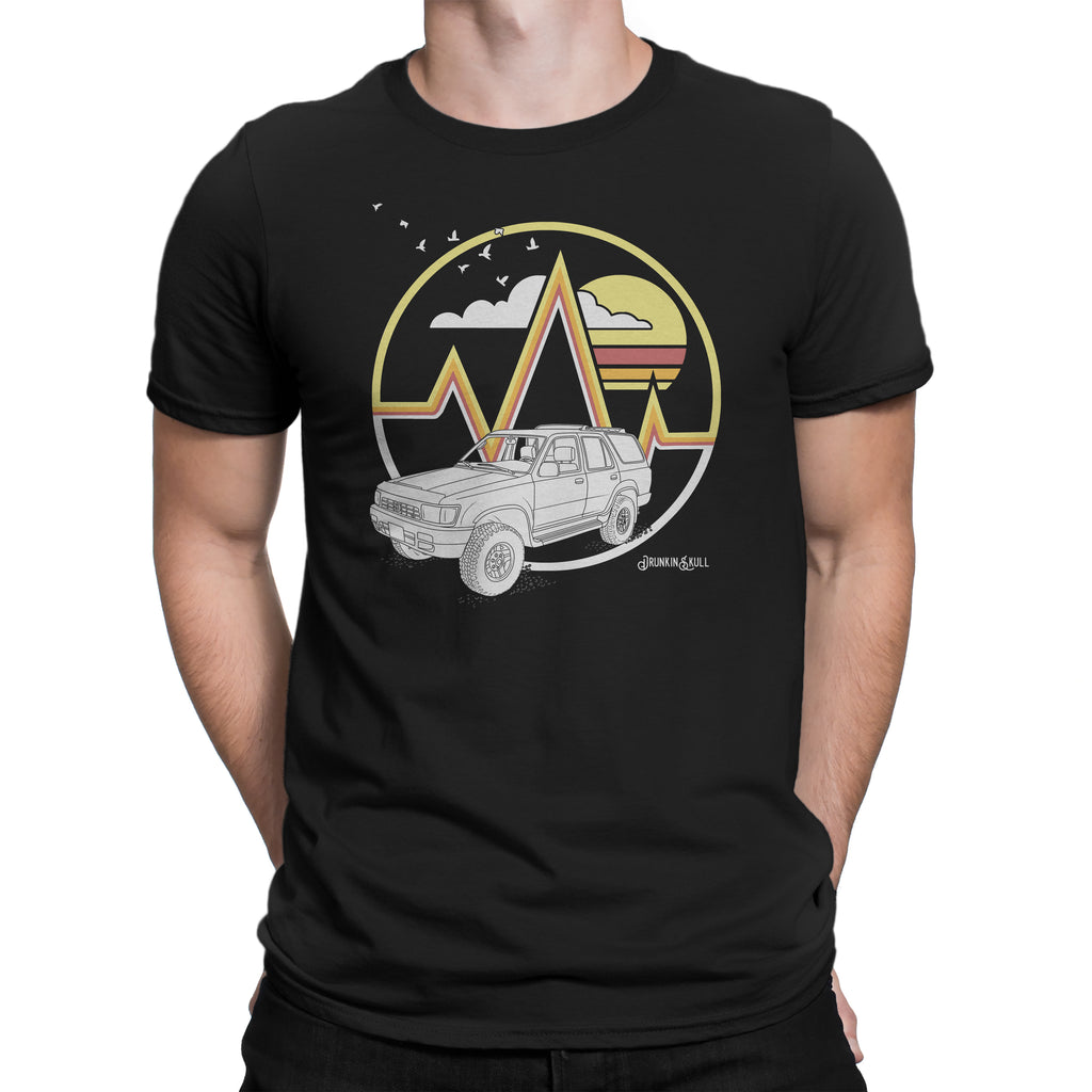 2nd Gen Four Runner Livery Series Tee