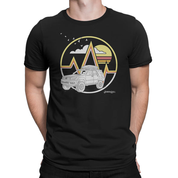 4th Gen Four Runner Livery Series Tee